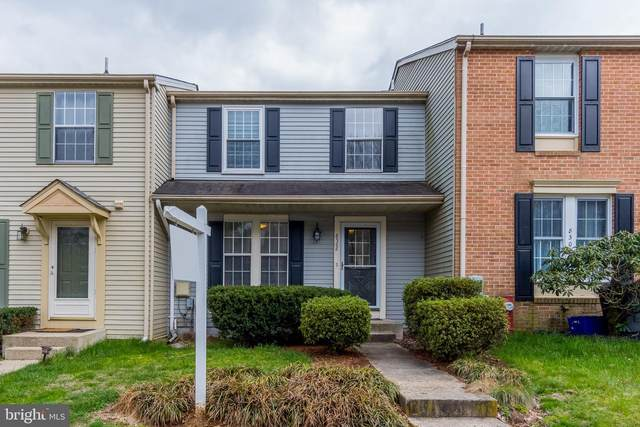8308 Silver Trumpet Drive, COLUMBIA, MD 21045 (#MDHW277596) :: The Miller Team