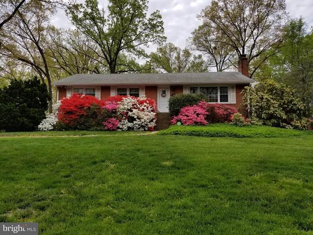 4025 Foreston Road, BELTSVILLE, MD 20705 (#MDPG564286) :: The Bob & Ronna Group