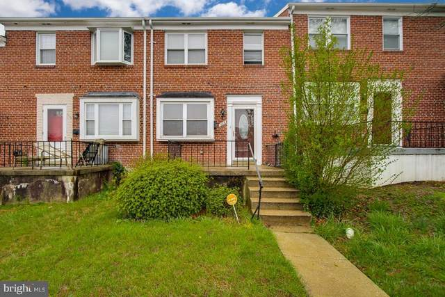 1208 Gleneagle Road, BALTIMORE, MD 21239 (#MDBA506050) :: The Team Sordelet Realty Group