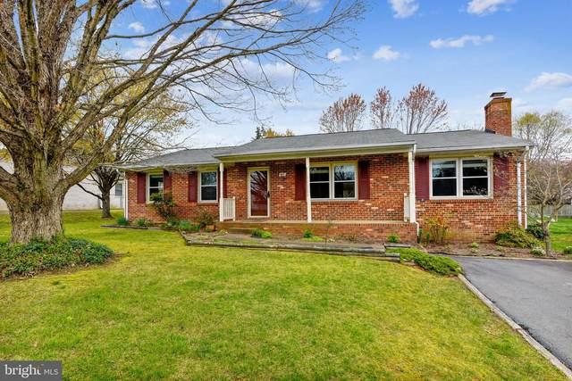 917 Eastern View Drive, FREDERICKSBURG, VA 22405 (#VAST220472) :: Dart Homes