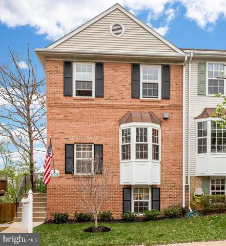 8508 Enochs Drive, LORTON, VA 22079 (#VAFX1120724) :: The Matt Lenza Real Estate Team