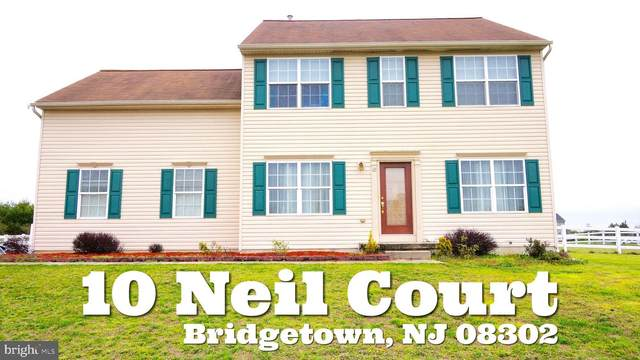 10 Neil Court, BRIDGETON, NJ 08302 (#NJSA137748) :: Erik Hoferer & Associates