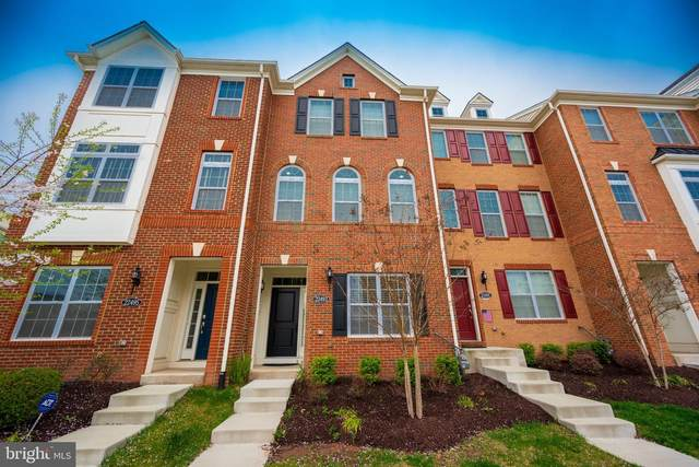 22493 Cambridgeport Square, ASHBURN, VA 20148 (#VALO407488) :: Colgan Real Estate