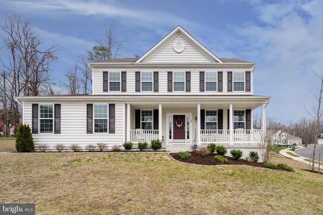 23 Colemans Mill Drive, FREDERICKSBURG, VA 22405 (#VAST220476) :: Dart Homes