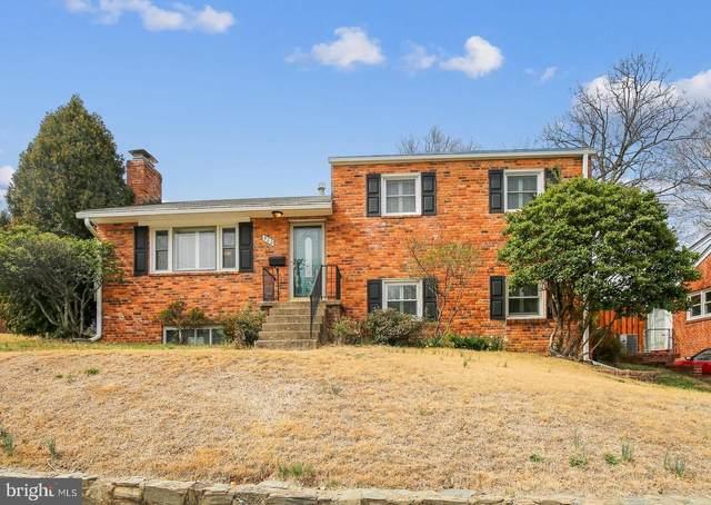 900 Mckinley Road, ARLINGTON, VA 22205 (#VAAR160988) :: Jacobs & Co. Real Estate