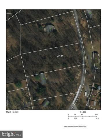 Lot 18 Mt Oriole Lane, LINDEN, VA 22642 (#VAWR139850) :: Jacobs & Co. Real Estate