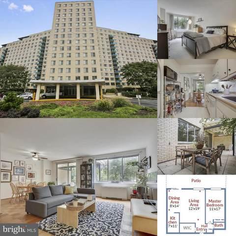 10401 Grosvenor Place #305, ROCKVILLE, MD 20852 (#MDMC702400) :: Erik Hoferer & Associates