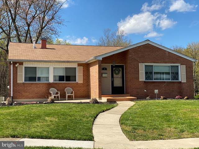 6 Undercliff Court, BALTIMORE, MD 21208 (#MDBC490384) :: Pearson Smith Realty