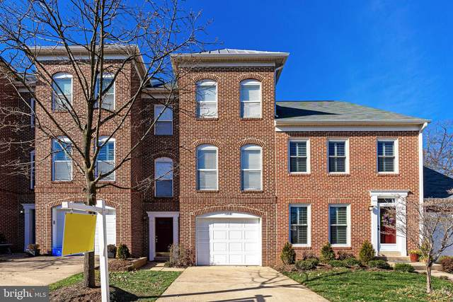 12081 Edgemere Circle, RESTON, VA 20190 (#VAFX1120750) :: RE/MAX Cornerstone Realty
