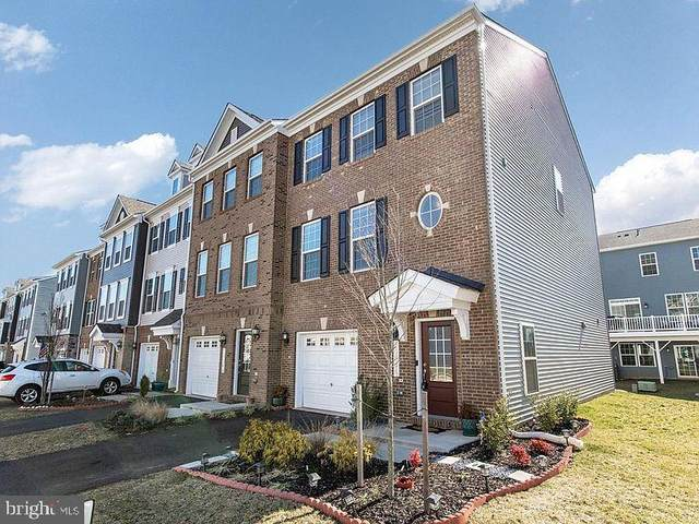 10544 Hinton Way, MANASSAS, VA 20112 (#VAPW491690) :: Network Realty Group