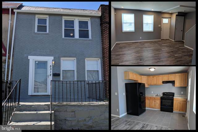 5312 Beaufort Avenue, BALTIMORE, MD 21215 (#MDBA506080) :: The Licata Group/Keller Williams Realty