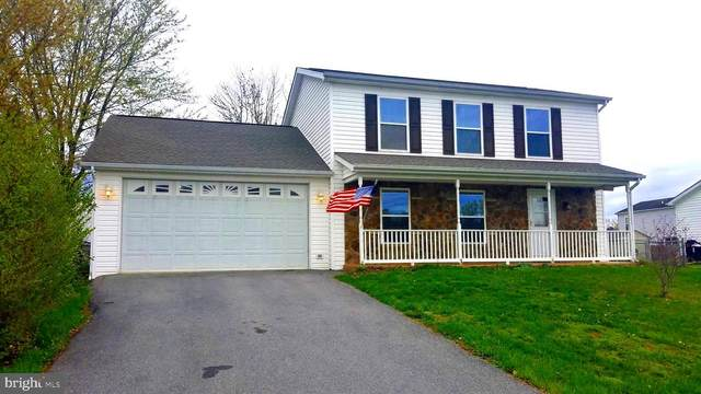 192 Cashmere Drive, MARTINSBURG, WV 25404 (#WVBE176144) :: AJ Team Realty
