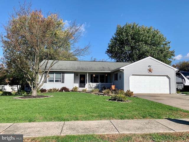 527 Hamsher Avenue, TOPTON, PA 19562 (MLS #PABK356684) :: The Premier Group NJ @ Re/Max Central