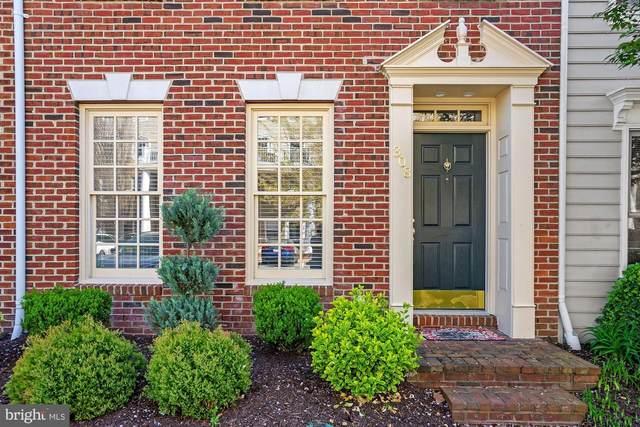 308 S Payne Street, ALEXANDRIA, VA 22314 (#VAAX245058) :: Homes to Heart Group