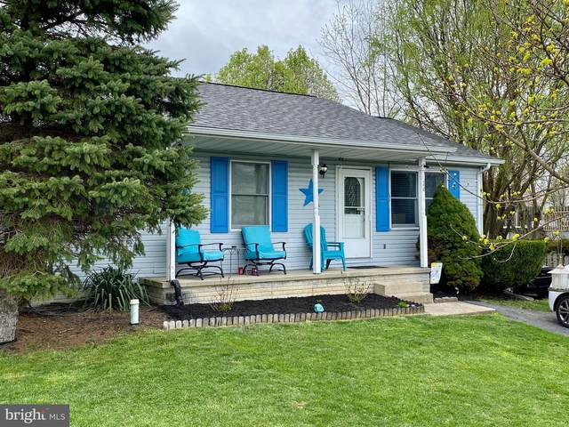 24 Magnolia Terrace, MARTINSBURG, WV 25404 (#WVBE176148) :: Bruce & Tanya and Associates
