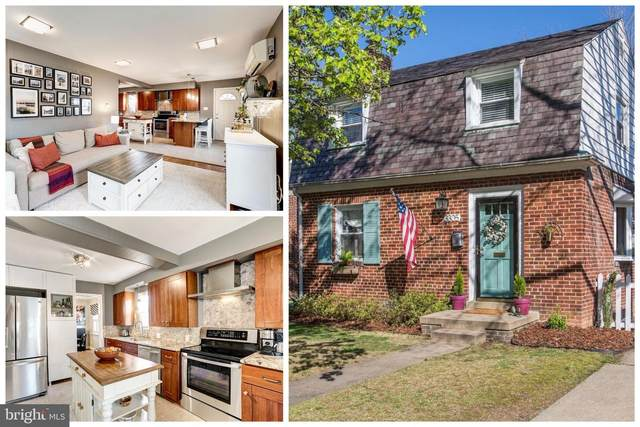 3305 6TH Street S, ARLINGTON, VA 22204 (#VAAR161008) :: Mortensen Team
