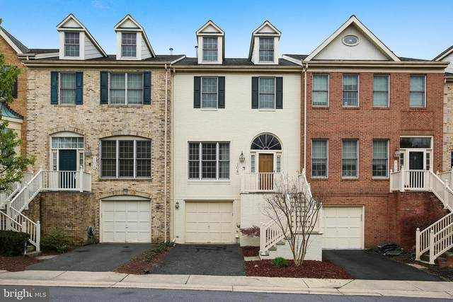 108 Winding Rose Drive, ROCKVILLE, MD 20850 (#MDMC702436) :: The Gold Standard Group