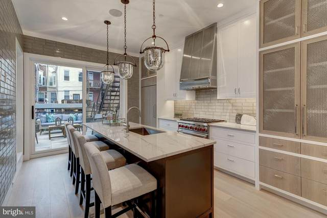 917 S Street NW #1, WASHINGTON, DC 20001 (#DCDC464130) :: Network Realty Group