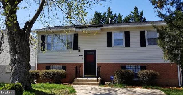 3401 Navy Day Drive, SUITLAND, MD 20746 (#MDPG564362) :: ExecuHome Realty