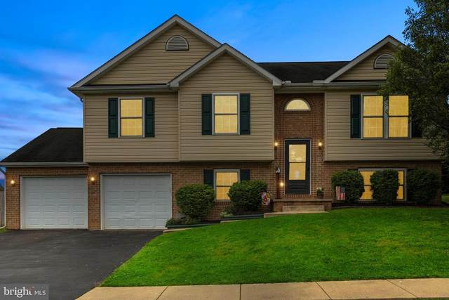 125 Bachtell Circle, SMITHSBURG, MD 21783 (#MDWA171590) :: The Gus Anthony Team