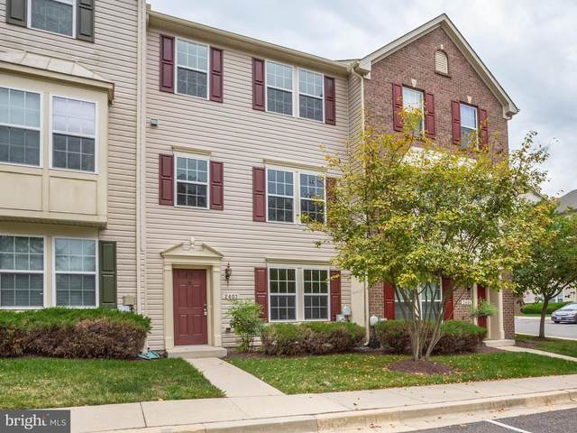 2403 Forest Ridge Court #2, CHESAPEAKE BEACH, MD 20732 (#MDCA175620) :: CR of Maryland