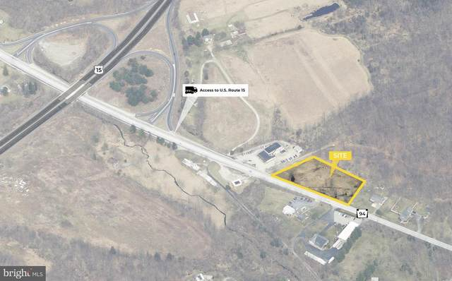 Route 94 - Carlisle Pike 3 ACRES, YORK SPRINGS, PA 17372 (#PAAD111104) :: CENTURY 21 Core Partners