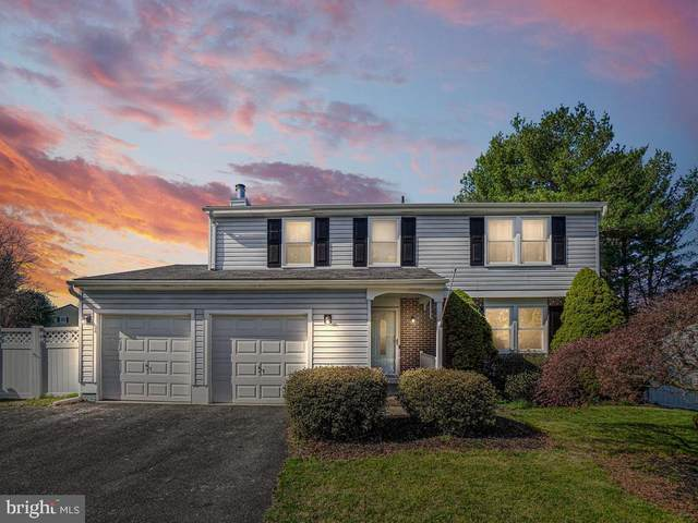 18704 Blue Violet Lane, GAITHERSBURG, MD 20879 (#MDMC702462) :: CENTURY 21 Core Partners