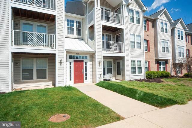 694 Winding Stream Way #303, ODENTON, MD 21113 (#MDAA430436) :: The Sky Group