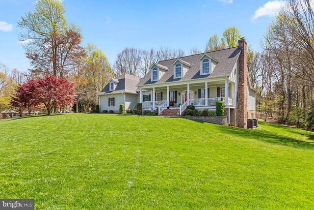 2420 Wildflower Lane, HUNTINGTOWN, MD 20639 (#MDCA175628) :: Great Falls Great Homes
