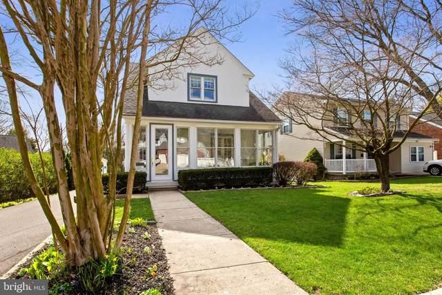 330 Crest Avenue, HADDON HEIGHTS, NJ 08035 (MLS #NJCD390982) :: The Dekanski Home Selling Team
