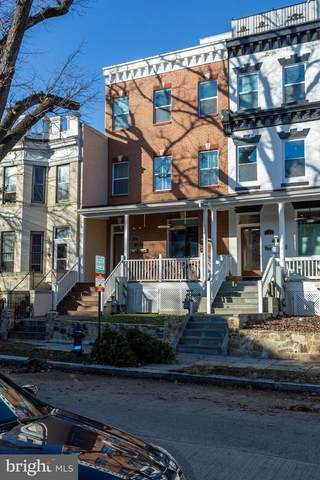 126 Quincy Place NE #2, WASHINGTON, DC 20002 (#DCDC464180) :: Pearson Smith Realty