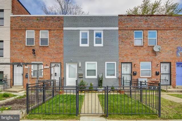 1716-1718 Gales Street NE, WASHINGTON, DC 20002 (#DCDC464194) :: Eng Garcia Properties, LLC