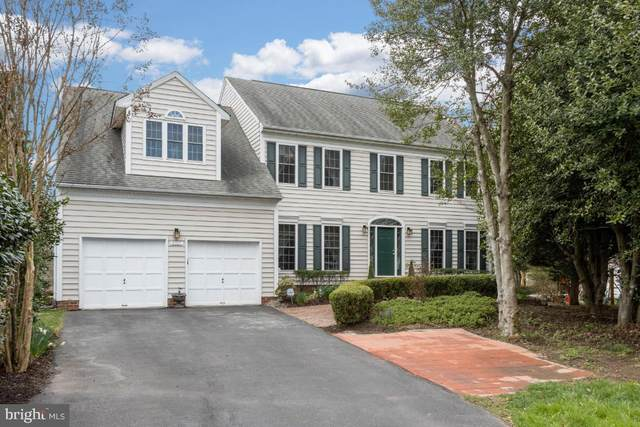 9717 Rugby Court, ELLICOTT CITY, MD 21042 (#MDHW277638) :: The Miller Team