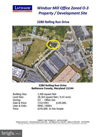2280 Rolling Run Drive, BALTIMORE, MD 21244 (#MDBC490428) :: The Putnam Group