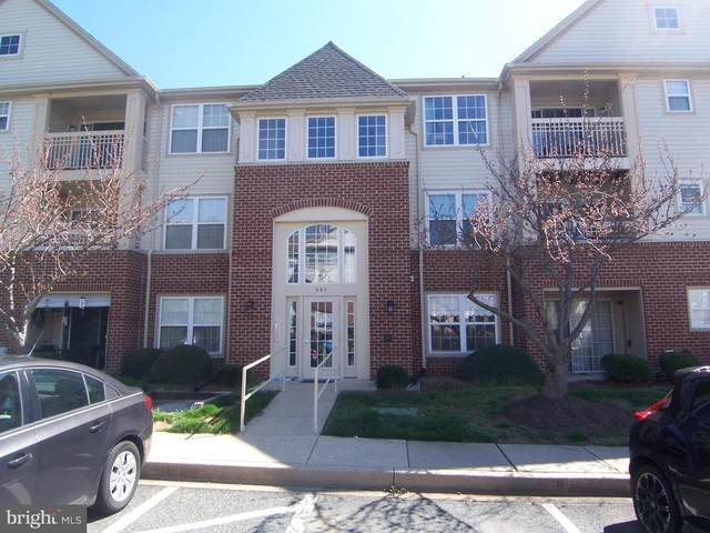 301-D Tall Pines Court #4, ABINGDON, MD 21009 (#MDHR245284) :: The Dailey Group