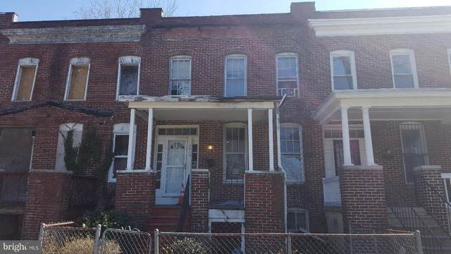 3413 Dupont Avenue, BALTIMORE, MD 21215 (#MDBA506146) :: City Smart Living