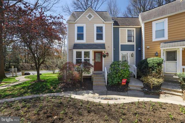 11300 Silentwood Lane, RESTON, VA 20191 (#VAFX1120916) :: Network Realty Group