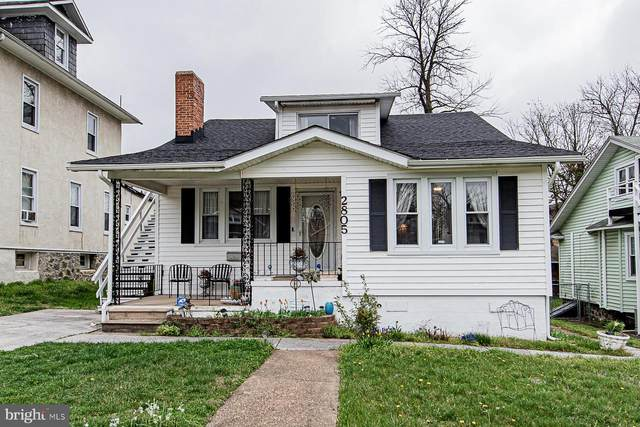 2805 Allendale Road, BALTIMORE, MD 21216 (#MDBA506166) :: Radiant Home Group