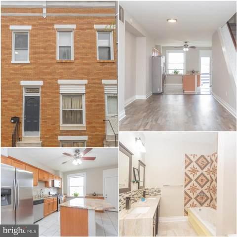 3432 E Baltimore Street, BALTIMORE, MD 21224 (#MDBA506174) :: Coleman & Associates