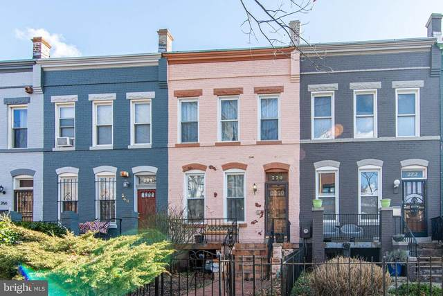270 15TH Street SE, WASHINGTON, DC 20003 (#DCDC464232) :: Coleman & Associates