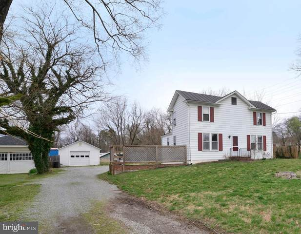 611 W Main Street, PURCELLVILLE, VA 20132 (#VALO407606) :: The Dailey Group