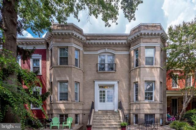 634 North Carolina Avenue SE A, WASHINGTON, DC 20003 (#DCDC464234) :: Coleman & Associates