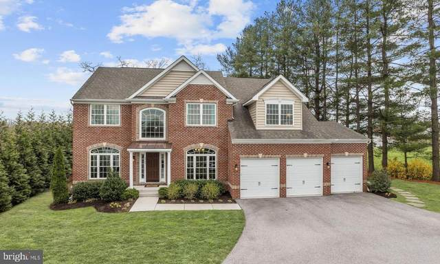 6469 Swimmer Row Way, COLUMBIA, MD 21044 (#MDHW277650) :: Pearson Smith Realty