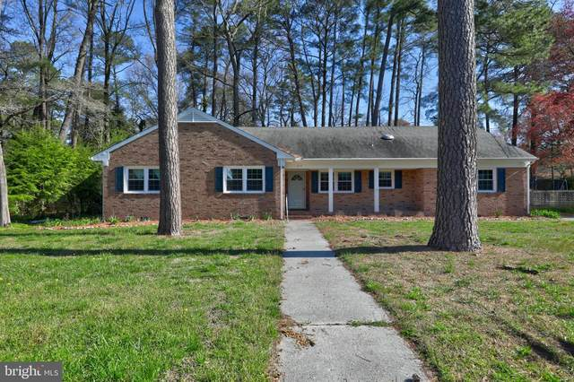 619 Pine Bluff Road, SALISBURY, MD 21801 (#MDWC107648) :: Bruce & Tanya and Associates
