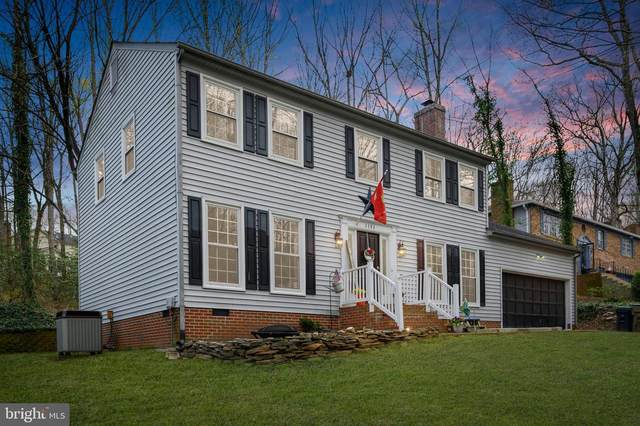 1121 Columbus Drive, STAFFORD, VA 22554 (#VAST220530) :: The Licata Group/Keller Williams Realty