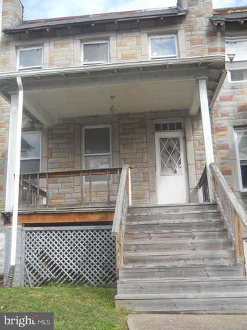 2621 N Hilton Street, BALTIMORE, MD 21216 (#MDBA506184) :: The Team Sordelet Realty Group