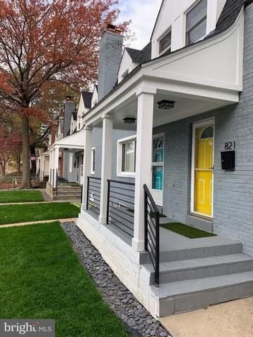 821 S Orme Street, ARLINGTON, VA 22204 (#VAAR161044) :: Mortensen Team