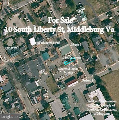 10 Liberty Street S, MIDDLEBURG, VA 20117 (#VALO407632) :: Peter Knapp Realty Group