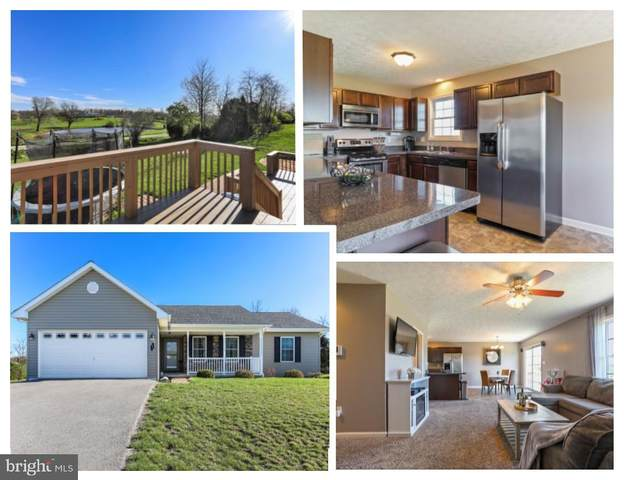 676 Ives, MARTINSBURG, WV 25405 (#WVBE176168) :: Pearson Smith Realty