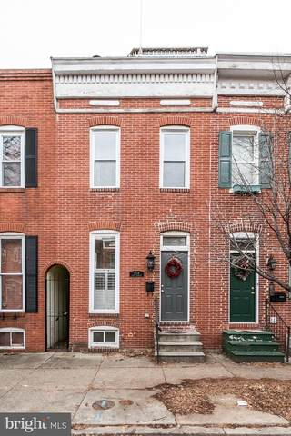 1714 S Charles Street, BALTIMORE, MD 21230 (#MDBA506196) :: The Dailey Group